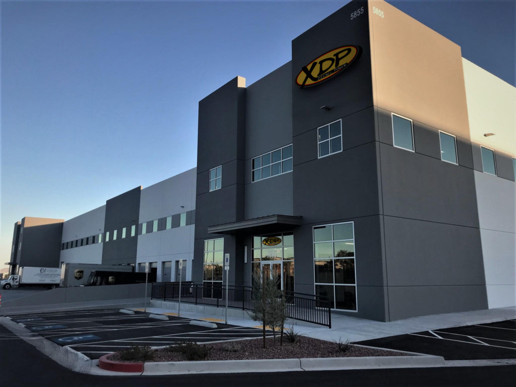 XDP Las Vegas Warehouse 1