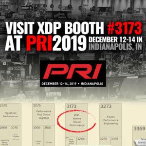XDP 2019 PRI Show