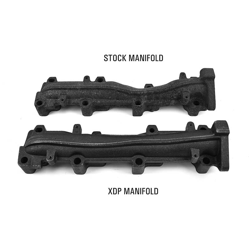 XD342 Manifold vs Stock