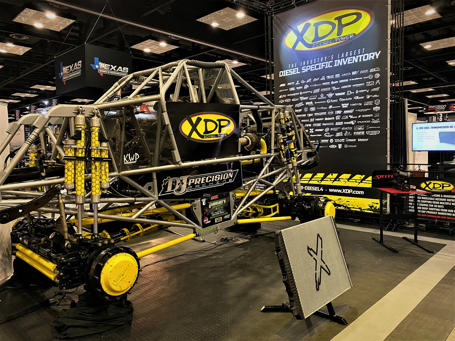 XDP 2019 PRI Show Booth 2