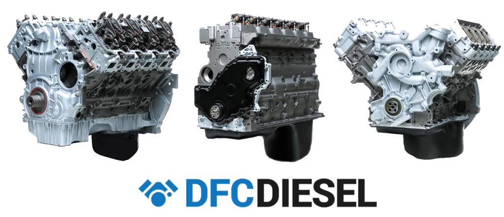 DFC Diesel Crate Engines