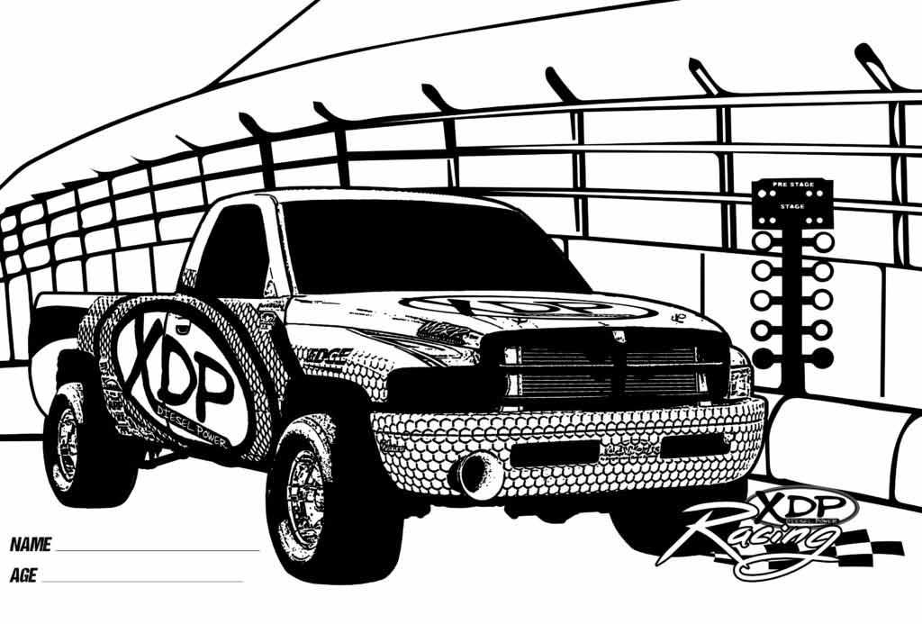 XDP Drag Truck