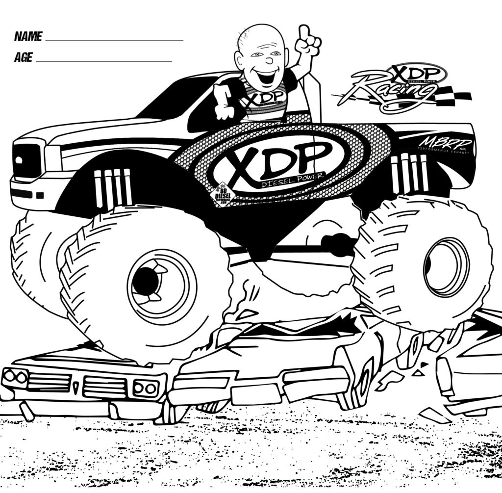 XDP Monster Truck