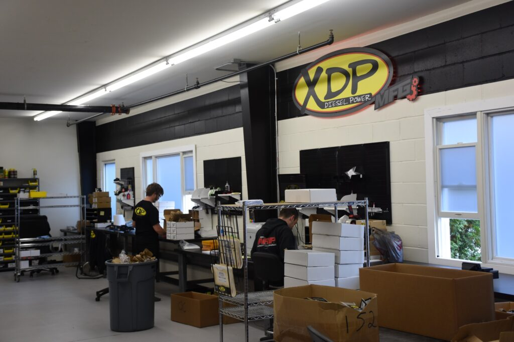 XDP Manufacturing