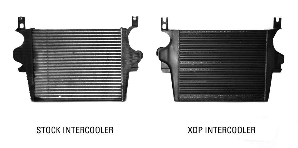 XDP vs Stock Intercooler