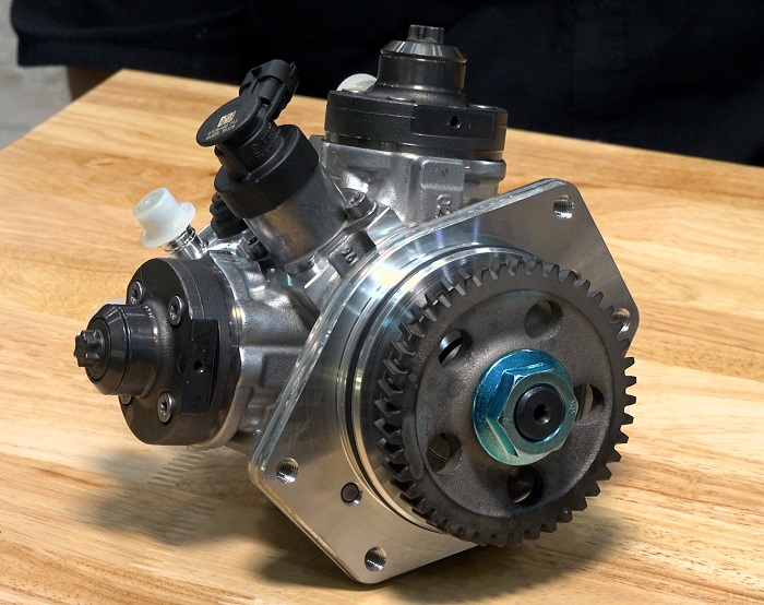 Bosch CP4 Pump