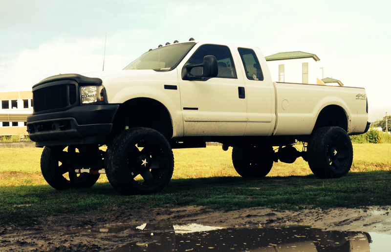 2001 Ford F-350 Built By Zach D.
