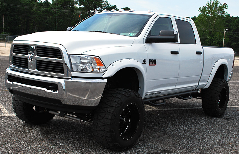 2012 Dodge Ram 3500 Built By Chris S