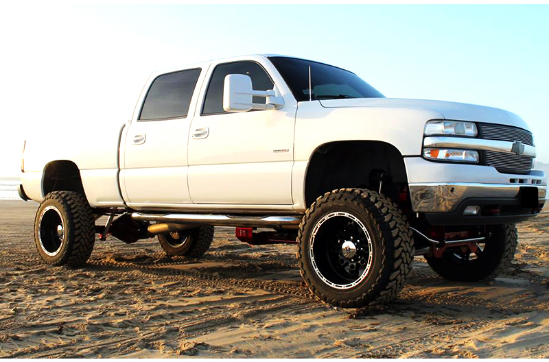 2002 Chevy 2500hd Built By Austin F