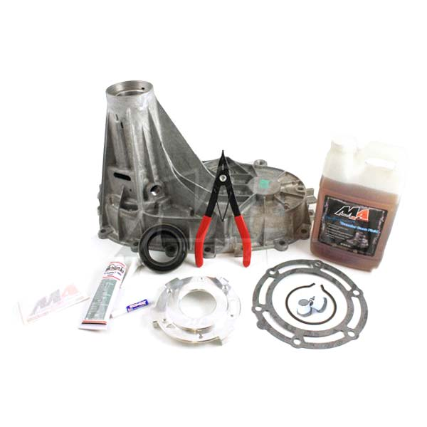01-07 GM 6.6L DURAMAX MERCHANT T-CASE UPGRADE WITH DRAIN PLUGS /& FLUID.