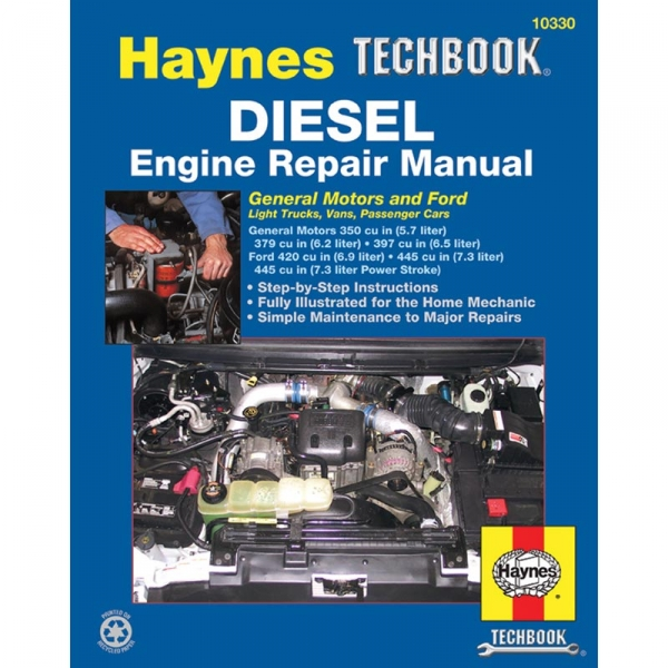 Ford E350 Diesel Repair Manual
