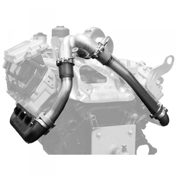 Bdpower 1043915 Uppipe Kit With Heat Shieldrhxtremediesel: 2004 Jeep Grand Cherokee Exhaust Heat Shield Location At Elf-jo.com