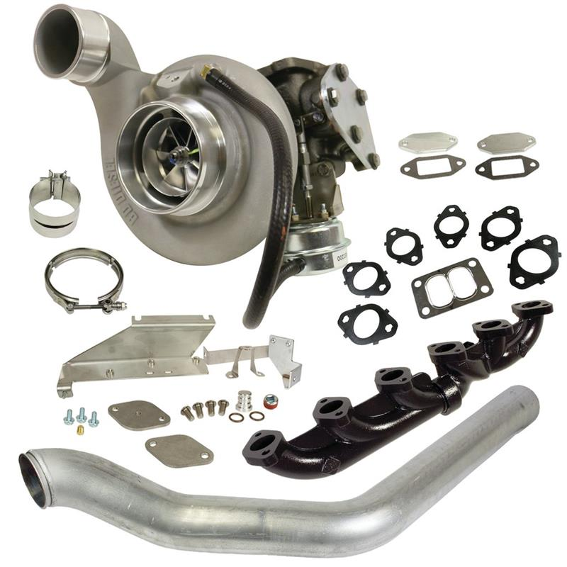 Turbo Kit Ge8: BD-Power 1045274 Super B 600 SX-E S364.5 Turbo Kit