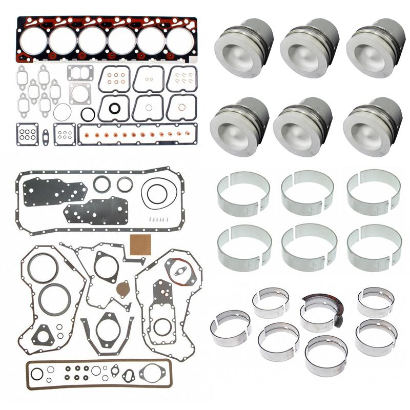 MAHLE Cummins B Series Overhaul Kit 409-1025