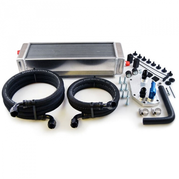 H S Motorsports 153001 Oil Cooler Upgrade Kit