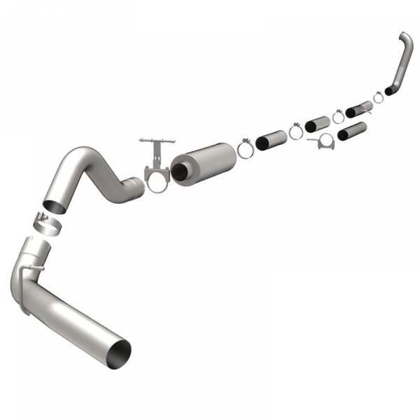 Magnaflow Exhaust System Turbo-back 4
