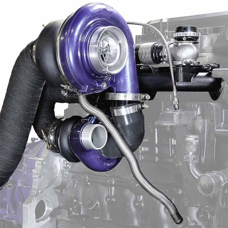 ATS 202A472272 Aurora 4000/7500 Compound Turbo Kit