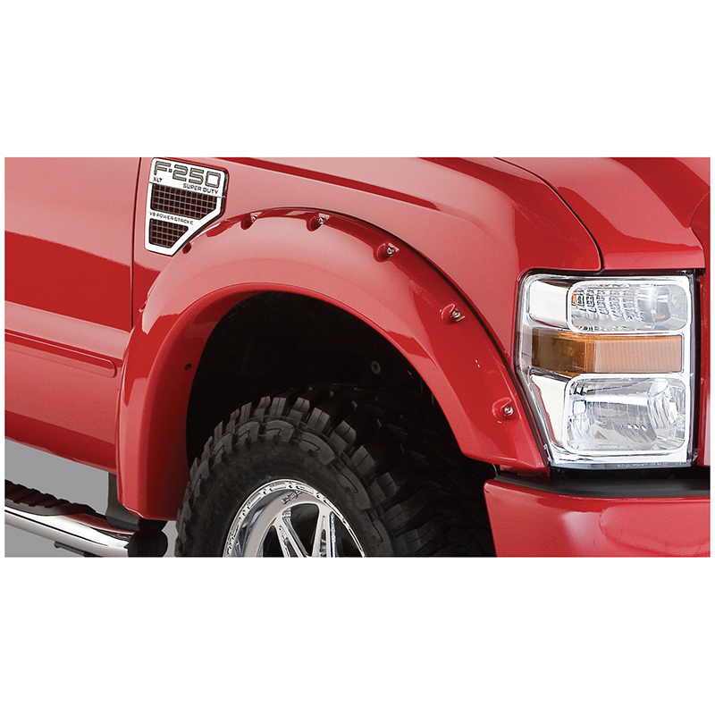 Bushwacker 20917 02 Pocket Style Fender Flare Set