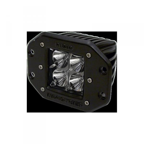 rigid industries dually flush mount led light