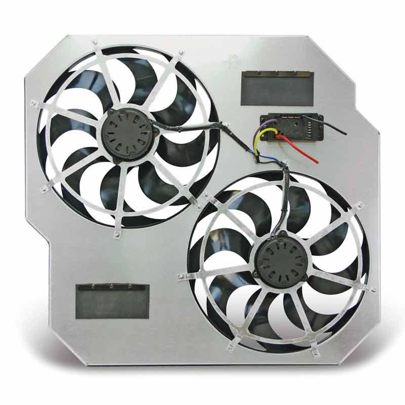 Flex A Lite 264 Direct Fit Dual Electric Cooling Fans