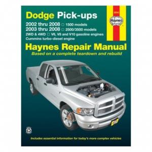 dodge ram 2001 2003 2006 workshop service repair manual