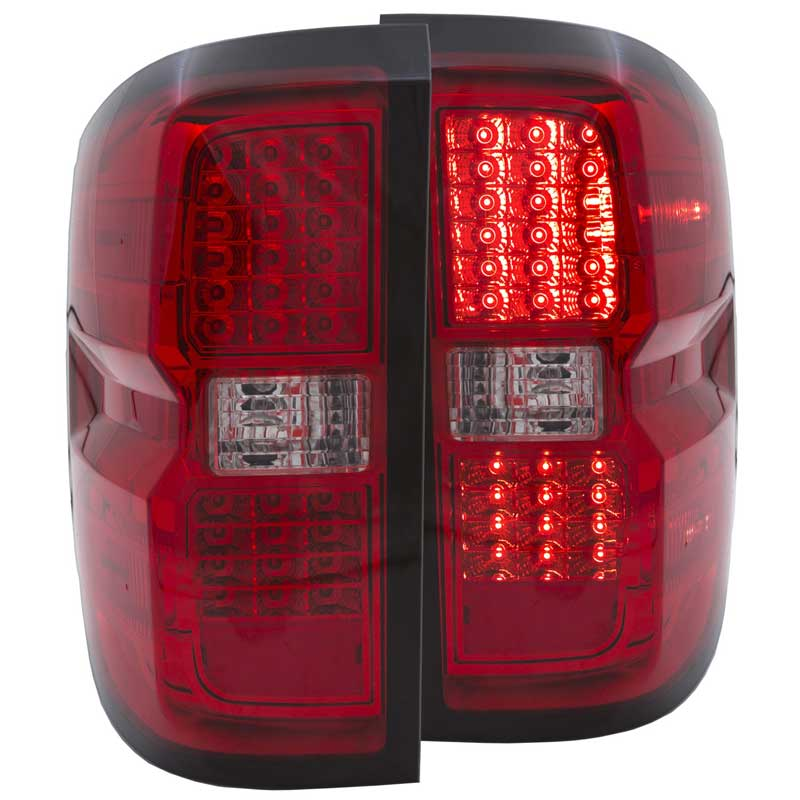 Anzo 311213 Red LED Tail Lights