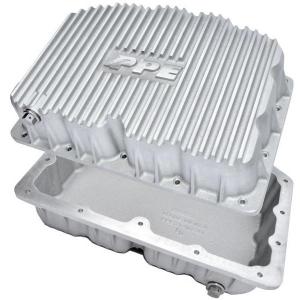 PPE 314052100 Raw Heavy-Duty Cast Aluminum Engine Oil Pan