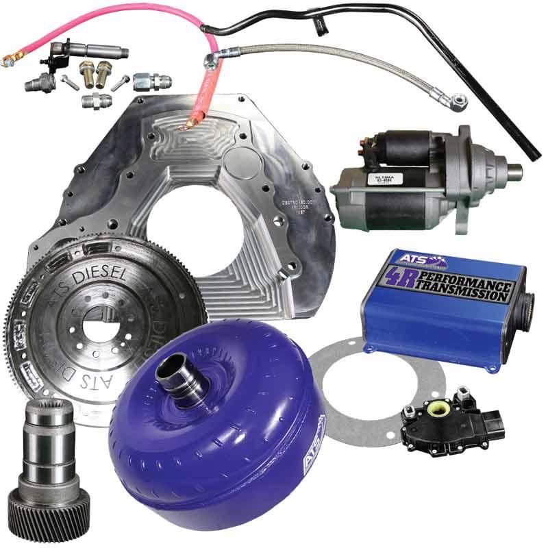 2005 dodge cummins manual transmission conversion kit