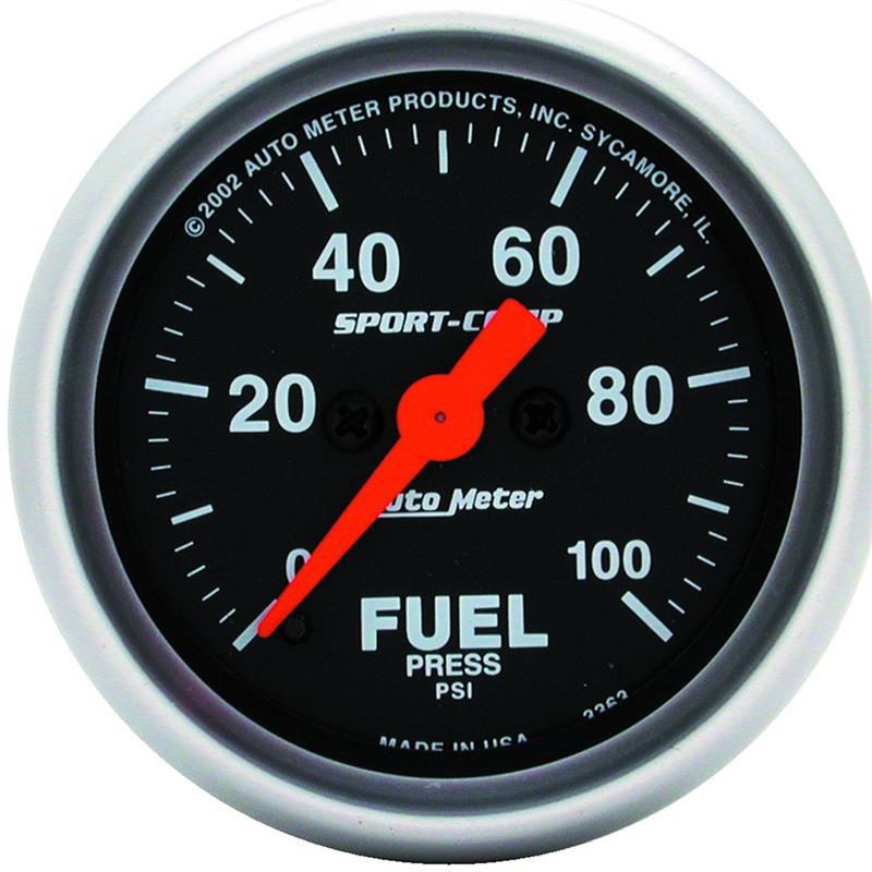 Auto Meter Sport