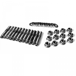 Fleece FPE-34772 Exhaust Manifold Stud Kit (4mm Allen Socket Head)
