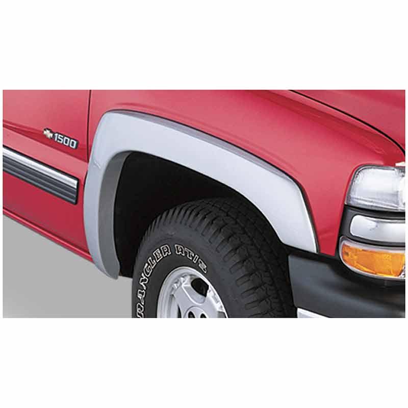 Bushwacker Chevrolet//GMC OE Style Fender Flare Set of 4