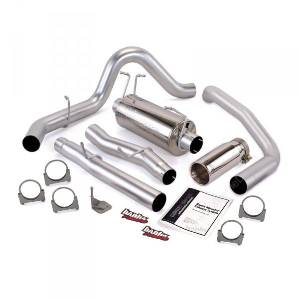Diamond Eye Exhaust Pipe All Cab And Bed Len... Fits 03-07 Ford 6.0L F250//F350