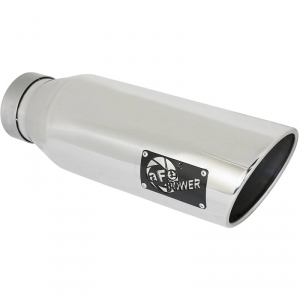 AFE 49T40601-P18 Mach Force-XP Polished Exhaust Tip