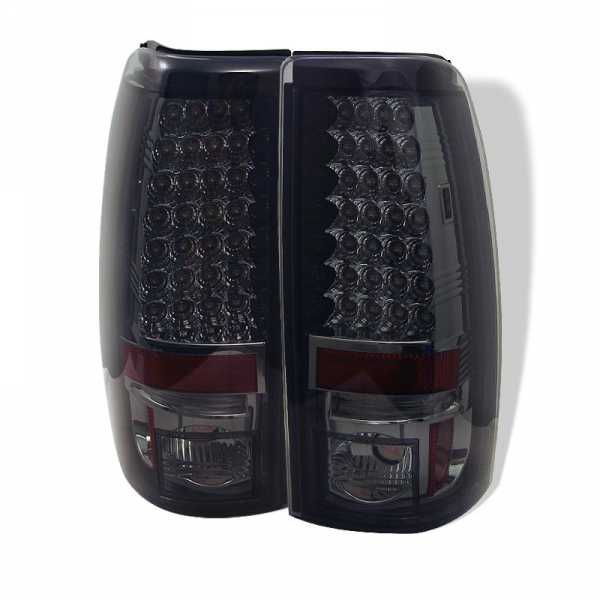 accessories auto clear outer shop only lighting tail usa led gs lexus red lights taillights autofashion spyder