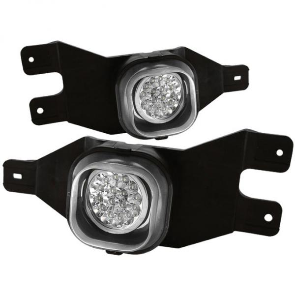 Spyder 5015648 LED Fog Lights