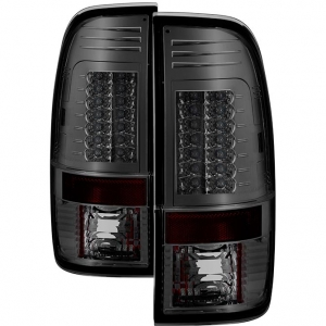 Spyder 5029157 Smoked Led Tail Lights