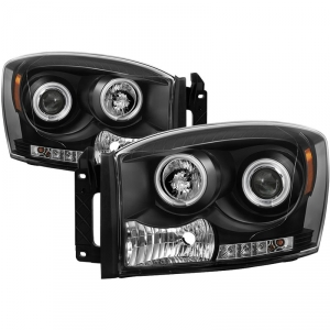 Head Lights - Dodge 6 7L Cummins 2007 5-2018 - Lighting | XDP