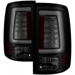 Spyder 5084033 Black Smoked LED Light Bar Tail Lights