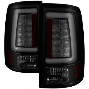 Spyder 5084064 Black Smoked LED Light Bar Tail Lights