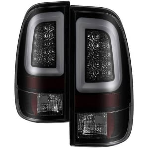 Spyder 5084248 Black Smoked Version 3 LED Light Bar Tail Lights