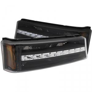 Anzo 511067 Black G2 LED Parking Lights