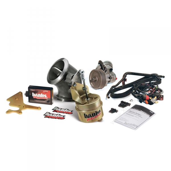 Banks Power Exhaust Brake (Dodge 5 9L)