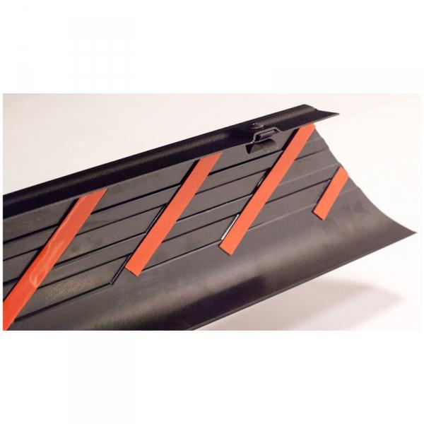 Bushwacker Matte Black Diamondback Tailgate Cap for Silverado 1500 2500 /& 3500