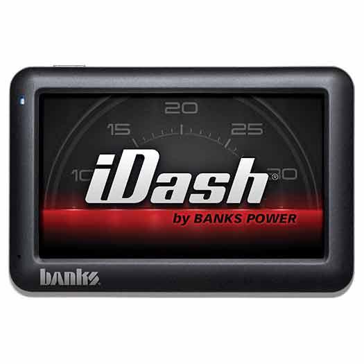 Banks Power 61203 43 IDash Digital Gauge