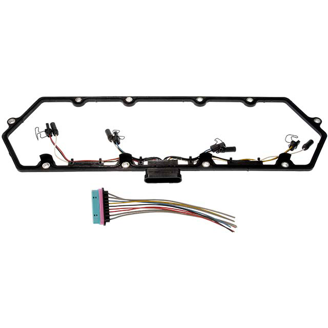 Dorman 615-201 Valve Cover Gasket Kit on 7.3 intake harness, 7.3 engine harness, 7.3 alternator harness, 6.0 powerstroke injector wiring harness, 7.3 wire harness,