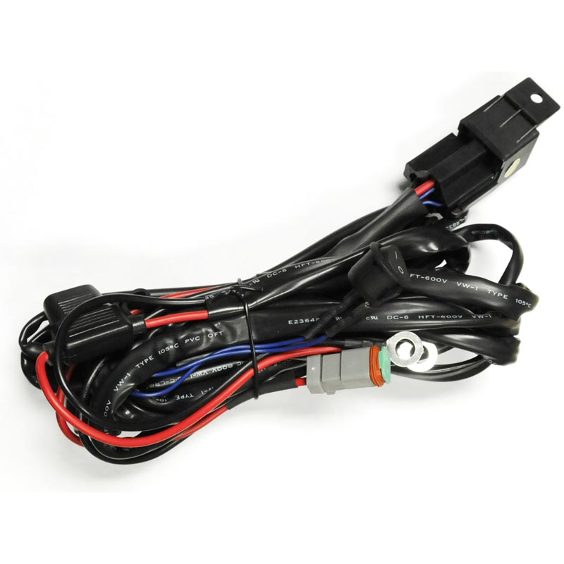 t rex 639har1 torch series led wiring harness. Black Bedroom Furniture Sets. Home Design Ideas