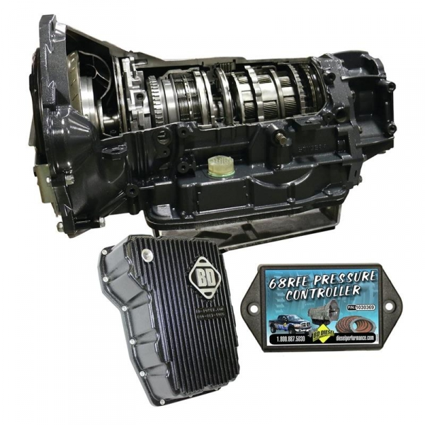 BD-Power Tow & Street 68RFE Transmission