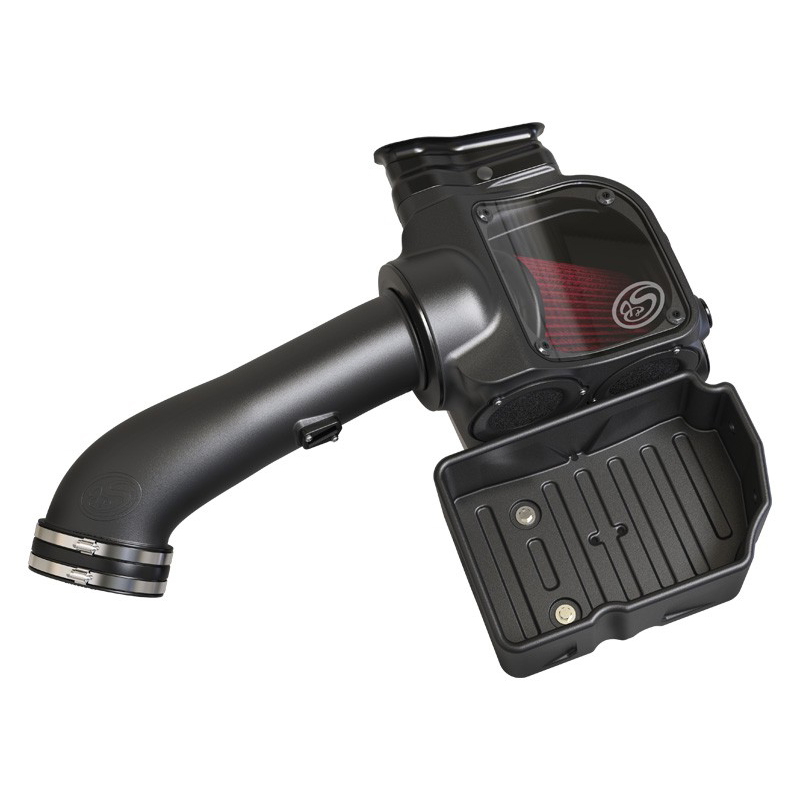 S And B Filters >> S&B Filters 75-5085 Cold Air Intake (Cleanable Filter)