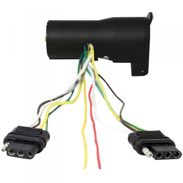 Anzo 7 Pin Universal Trailer Adapter 851010