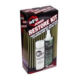 AFE 90-50000 Air Filter Restore Kit - Aerosol (Gold)